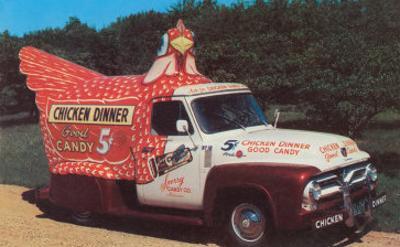 Chicken Truck