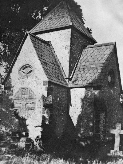 Chideock Church, Dorset, 1924-1926-Herbert Felton-Giclee Print