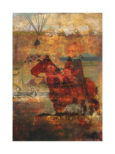 Chief 1-Sokol-Hohne-Art Print