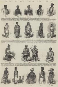 Chiefs of the Soudan, Etc, Africa