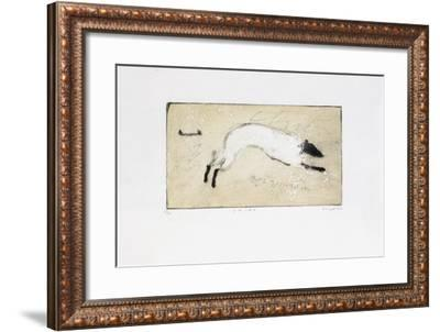 Chien-Alexis Gorodine-Framed Limited Edition
