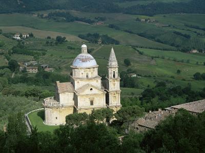 Chiesa Di San Biagio, Montepulciano, Tuscany, Italy-Lee Frost-Photographic Print
