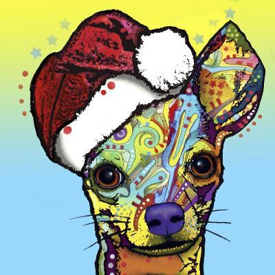 Chihuahua Christmas-Dean Russo-Giclee Print