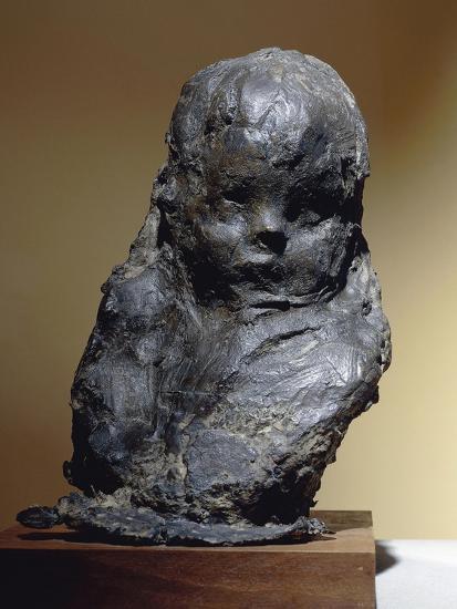 Child in the Sun, 1890-92-Medardo Rosso-Giclee Print