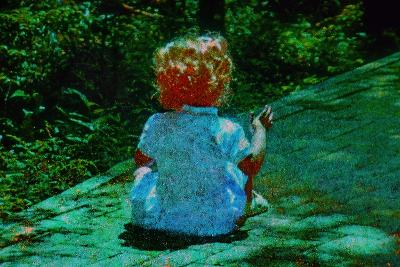 Child-Andr? Burian-Photographic Print
