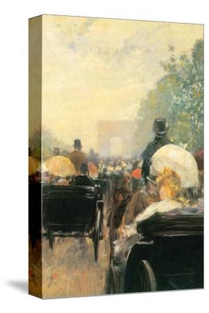 Carriage Parade