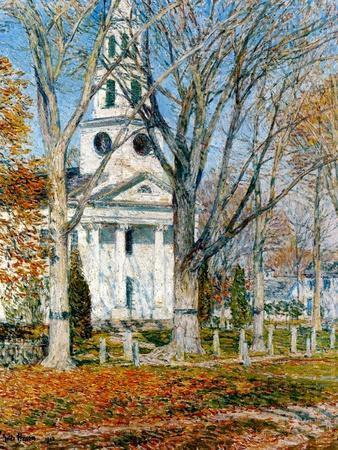 Church at Old Lyme, 1903
