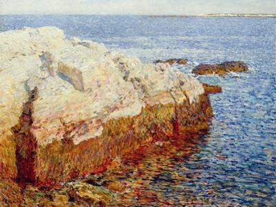 Cliff Rock, Appledore, 1903