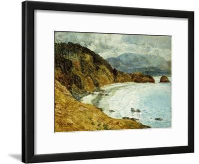Ecola Beach, Oregon, 1904
