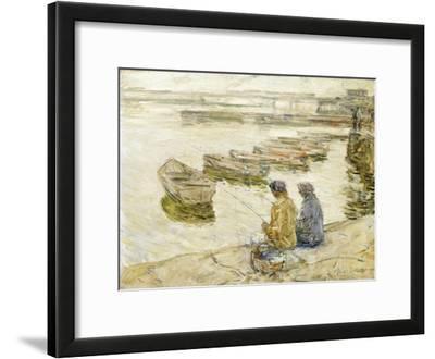 Fishing, 1896