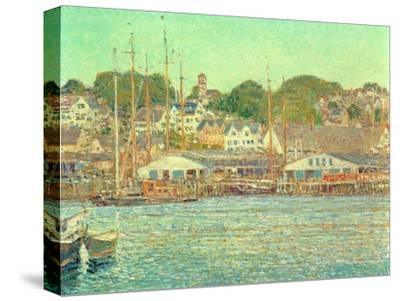 Gloucester Harbour, 1917