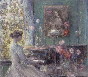 Improvisation, 1899 by Childe Hassam