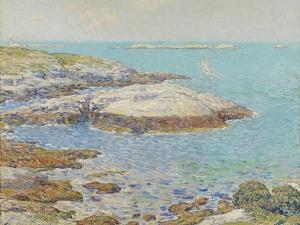 Isles of Shoals, 1899 by Childe Hassam
