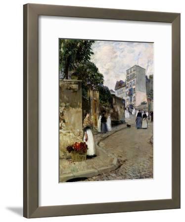 Montmartre, Paris, 1889