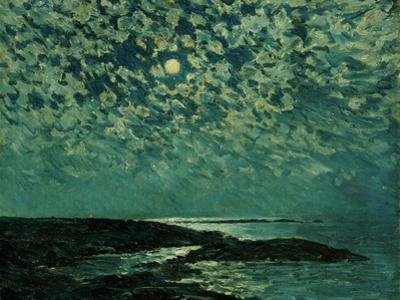 Moonlight, Isle of Shoals, 1892