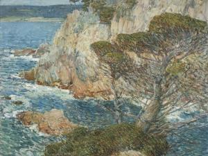 Point Lobos, Carmel, 1914 by Childe Hassam