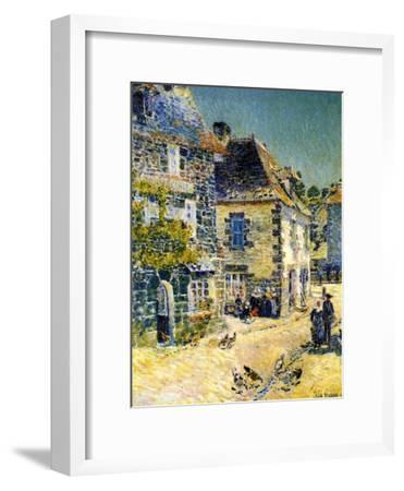 Pont Aven, Brittany, 1897