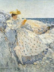 Summer Sunlight (Isles of Shoal), 1892 by Childe Hassam
