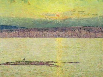 Sunset Ironbound, Mount Desert, Massachusetts, 1896