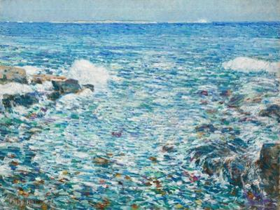 Surf, Isles of Shoals, 1913