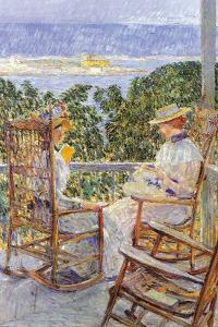 Ten Pound Island by Childe Hassam