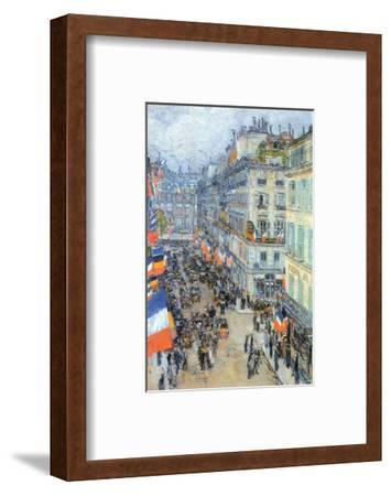 The 14th July, Rue Daunou