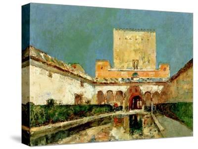 The Alhambra, Granada, Spain, C.1883