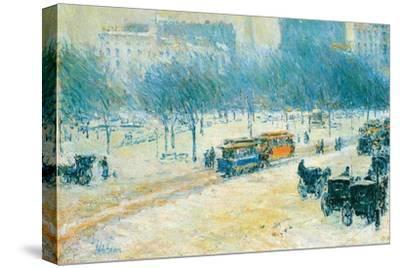 Winter in Union Square