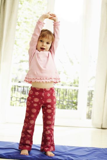 Childhood Exercise-Ian Boddy-Photographic Print