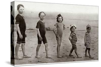 Children in Swimwear