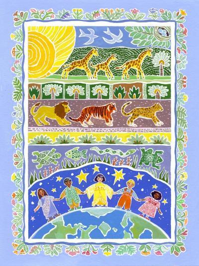 Children of the World-Geraldine Aikman-Giclee Print