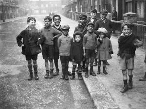 Children on a Street