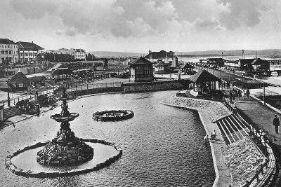 Children's Swimming Baths, Durban, South Africa--Giclee Print