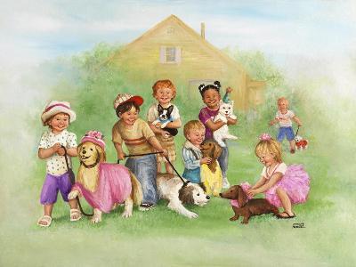 Children-Dianne Dengel-Giclee Print