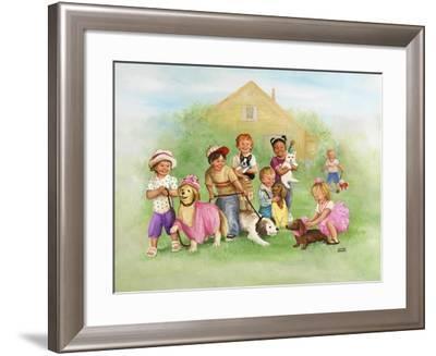 Children-Dianne Dengel-Framed Giclee Print