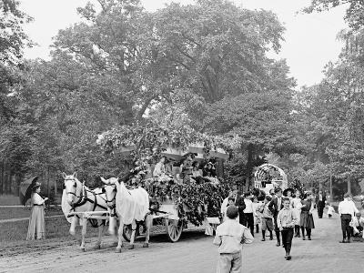 Childrens Day Parade at Belle Isle Park, Detroit, Mich.--Photo