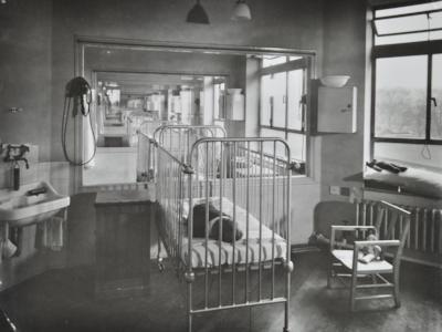 Childrens Isolation Wards, Brook General Hospital, London, 1948--Photographic Print