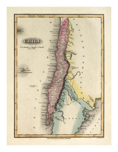 Chili, c.1823-Fielding Lucas-Art Print