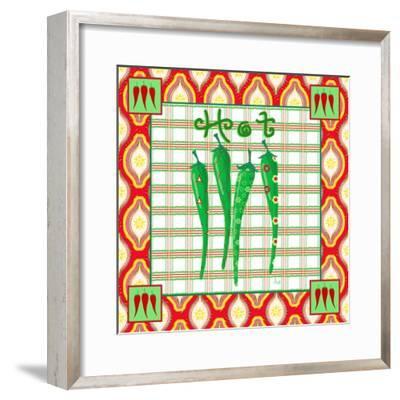 Chili Fiesta I-Andi Metz-Framed Premium Giclee Print