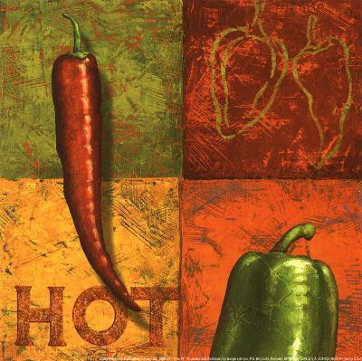Chili III-Delphine Corbin-Art Print