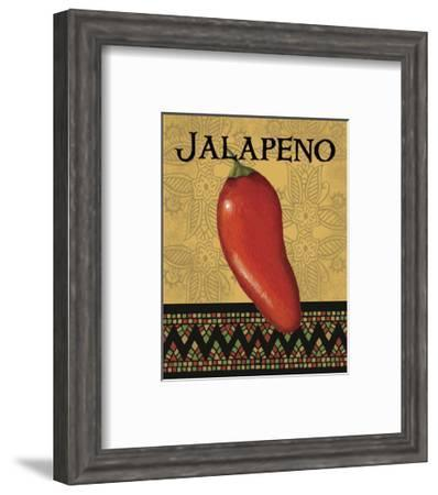 Chili Peppers I-Louise Max-Framed Art Print
