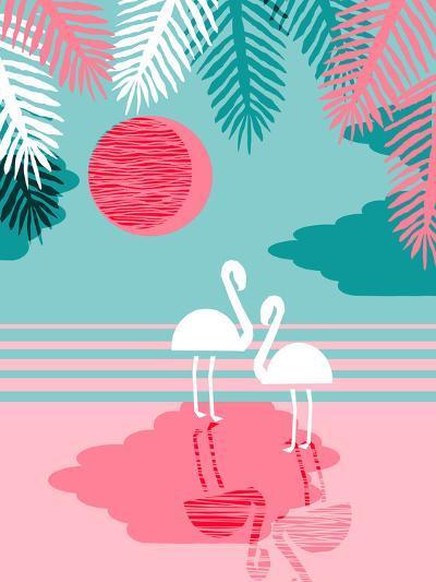 Chill Vibes-Wacka Designs-Art Print