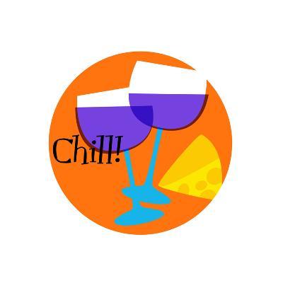 Chill--Art Print