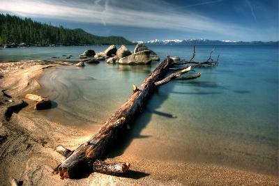 Chimney Beach, Lake Tahoe-Photo Tan Yilmaz-Photographic Print