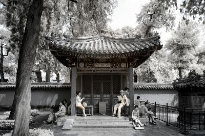 China 10MKm2 Collection - Another Look - Beijing Temple-Philippe Hugonnard-Photographic Print