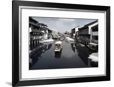 China 10MKm2 Collection - Another Look - Boat Ride-Philippe Hugonnard-Framed Photographic Print