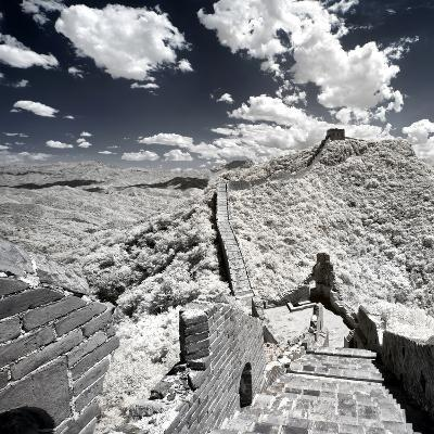 China 10MKm2 Collection - Another Look - Great Wall of China-Philippe Hugonnard-Photographic Print