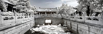 China 10MKm2 Collection - Another Look - Lotus Bridge-Philippe Hugonnard-Photographic Print