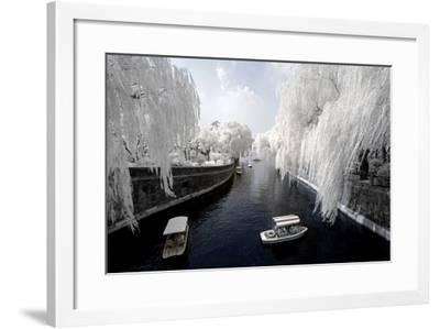 China 10MKm2 Collection - Another Look - Sunday in Beijing-Philippe Hugonnard-Framed Photographic Print