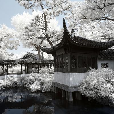 China 10MKm2 Collection - Another Look - Temple Lake-Philippe Hugonnard-Photographic Print